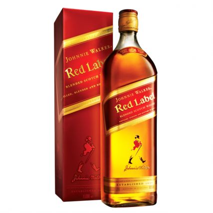 Johnnie Walker Red Label 1 lt